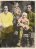 Нагорных В.Т. с семьей